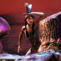 Tracy J. Wholf as Tiger Lilly in Peter Pan