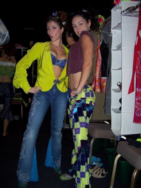 Our 'Voulez-Vous' ensemble outfits